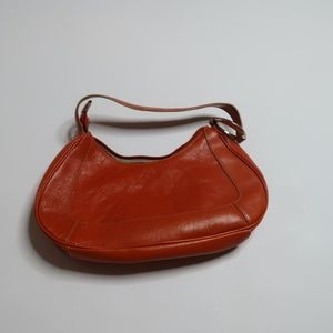 Franco Sarto Orange shoulder purse